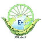 Bocateras, metro/biciminuto y embajadora corellana del proyecto Erasmus+ «Movilidad sostenible, comunidad sostenible» del IES Alhama de Corella en Lituania